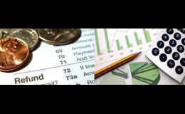 Účetnictví, daňová evidence a mzdové poradenství