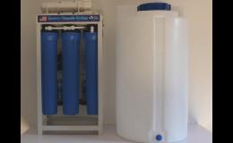 Reverzní osmóza – snadná a rychlá úprava vody pro řadu oborů