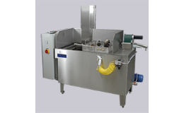 Machines and equipment for degreasing components and parts after machining, hardening, the Czech Republic