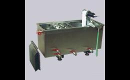 zařízení pro odmašťování součástí a dílů po obrábění, kalení