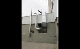 Průmyslové komíny s nerezovými vložkami