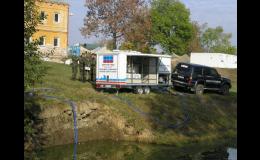 Úprava vody Praha 9