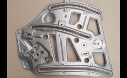 lisované ocelové plechy