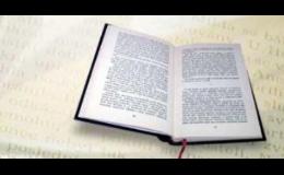 tisk i vazba knih, dokumentů, zákonů, prožur atd.