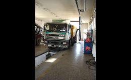 Servis nákladních aut Sihelský
