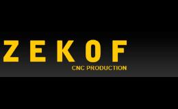 Tryskání i výpalky materiálu od firmy Zekof