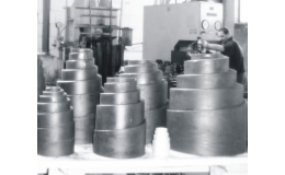 Metalworking - production and sale of evolute, helical and leaf springs, the Czech Republic