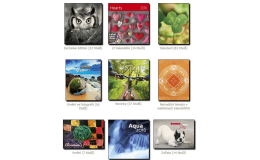 Nástěnné kalendáře 2016 - Printek