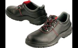 Pracovní obuv s ocelovou špičkou S1 Pardubice