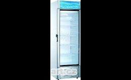 Chladící skříň prosklená 352 litrů