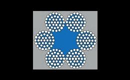 Ocelová lana STANDARD šestipramenná - Lana Vamberk