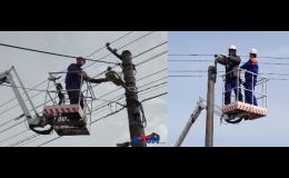 Elektromontážní práce + elektroprojekce