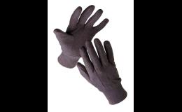 Šité textilní pracovní rukavice Pardubice - TEMPO   Chrudim