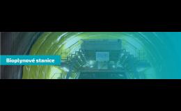 Izolace proti metanu pro bioplynové stanice Praha