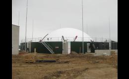 Zemědělská bioplynová stanice Uhelná Příbram