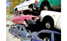 Likvidace autovraků Vsetín