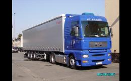 Kamiony JC Trans