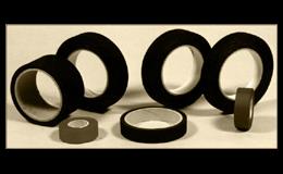 Textilní, potištěné a LDPE pásky