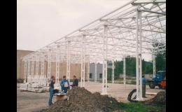 Tryskání, pískování ocelových konstrukcí Ostrava, Karviná