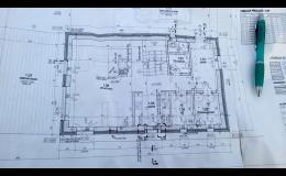 Navrhujeme projekty rodinných domů na klíč