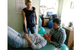 Rehabilitační cvičení Praha 8