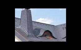 Bridlicová strecha na kľúč Praha