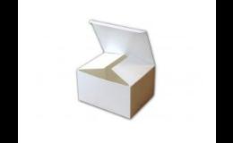 Boxes for Christmas sweets, specialized shop Prague also an e-shop the Czech Republic
