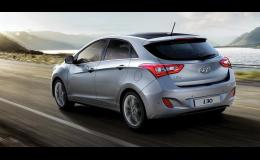 Hyundai i30 za nízkou cenu Ostrava