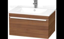 Koupelnová sestava s keramickým umyvadlem