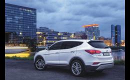 Inovativní a kultivovaný Hyundai Santa Fe Ostrava