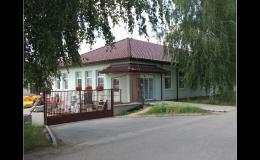 zateplovací systémy, Bořetice