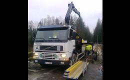 Kontejnery na stavební odpad