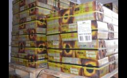 Schwarzkohle, Braunkohle, erstklassige Qualität, Briketts, Koks, Lieferung, Verkauf Znaim, die Tschechische Republik