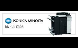 Tiskárna Bizhub C308