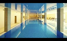 ubytování v zámeckém hotelu s wellness Vysočina