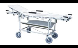 Transportní vozík s nosítky