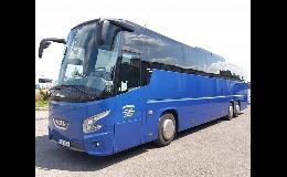 Zájezdy komfortními autobusy Ostrava