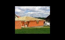 Certifikované stavebnicové příhradové vazníky Brno