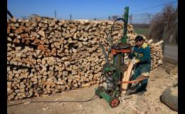 Prodej krbového dřeva Znojmo