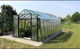 Účelný lakovaný skleník PRIMUS