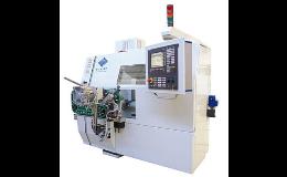 CNC obráběcí stroje Čelákovice – horizontální soustruhy SP 12/15CNC