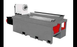 CNC obráběcí horizontální soustruhy