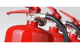 Prodej a montáž hasicích přístrojů