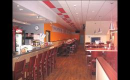 Restaurace - víceúčelová hala Zlín