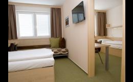 Pokoje hotel Praha 6 Ruzyně