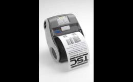 Mobilní termotransferová tiskárna