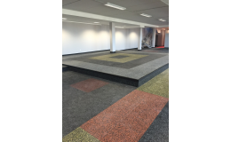 Podlahy do fitness center