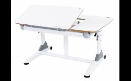 Rostoucí nábytek pro děti - stoly