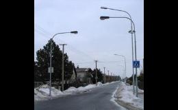 Výroba stožiarov a stĺpov pre verejné osvetlenie Strachotín, ČR