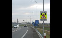 Stĺpy verejného osvetlenia vysokej kvality – Břeclav, Česká republika